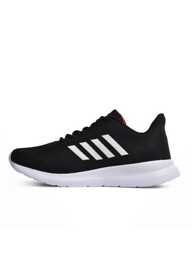 Walkway Monako Pudra-Beyaz Yürüyüş Ayakkabısı Siyah